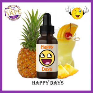 Happy Days eliquid