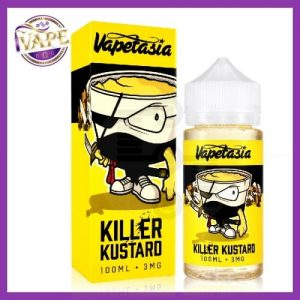 Killer Kustard eliquid