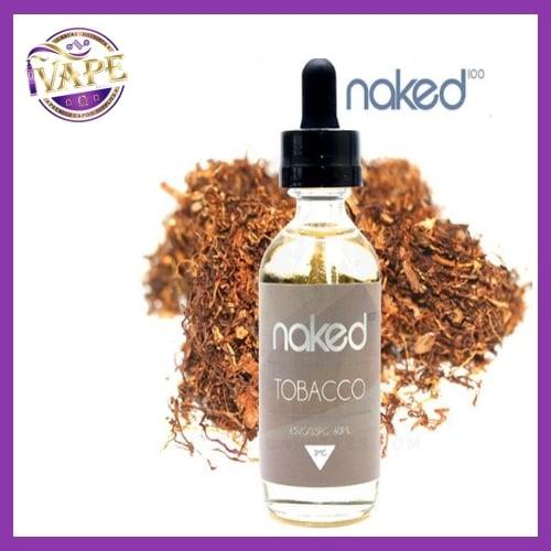 Naked 100 Cuban Blend tobacoo E-Liquid 60ml - Practical Vapor