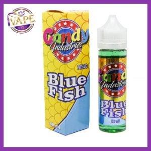 Blue fish Eliquid
