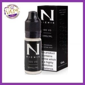 Nic Nic Max VG Nicotine Shot