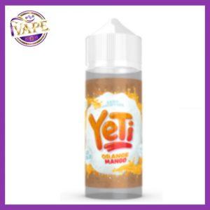Yeti Orange Mango Ice