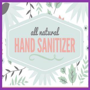 Hand Sanitizer Ireland